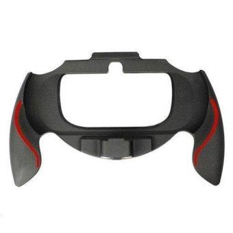 Durable Joypad Bracket Holder Case Hand Grip Handle for Sony PSV PS Vita (Red) (Intl)