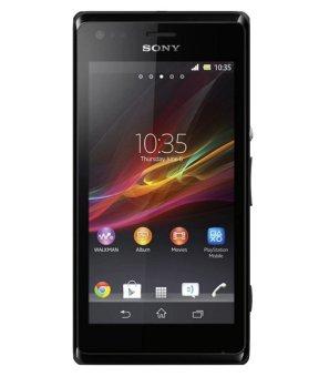 Sony Xperia M C1905 - 4 GB - Hitam