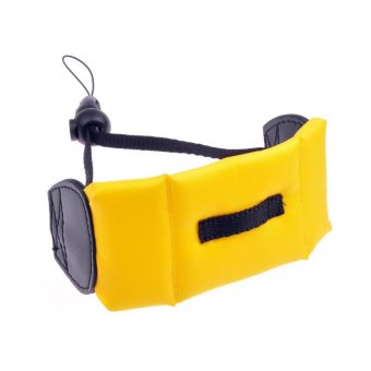 harga BLN Float Strap for Gopro Waterproof Diving Floating Foam Wrist Armband Floaty Strap For GOPRO Hero 4 3 SJ4000 SJ5000 Xiaomi Yi Camera (Yellow) (Intl) Lazada.co.id