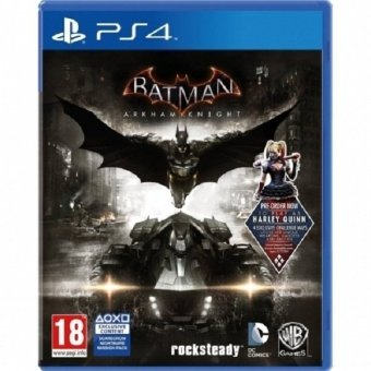 Sony DVD PS4 - Batman Arkham Knight