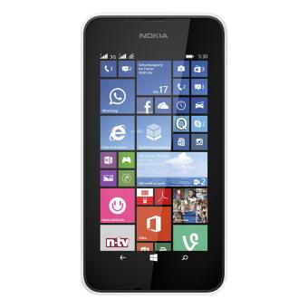 Microsoft Lumia 530 Dual SIM - 4GB - Putih