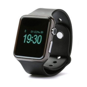 Smart Watches DWatch D9 Bluetooth VER 4.0/3.0/2.1/2.0 Smart Phone Watch Wrist Watch for Andriod and ISO (Black) (Intl)