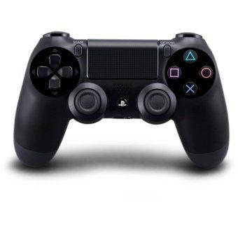 Sony PS4 DualShock 4 Wireless Controller Jet Black