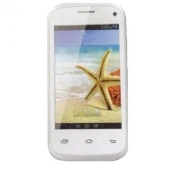 Advan Vandroid S3 + Softcase Putih