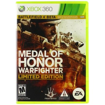 XBOX360 MEDAL OF HONOR WARFIGHTER Limited Edition (Intl)