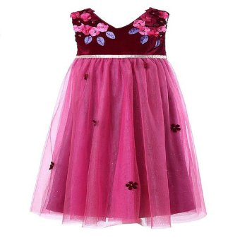 harga Monsoon Dress - Wine Red Lazada.co.id