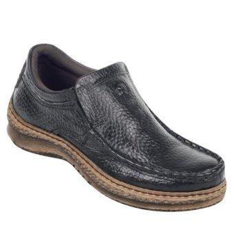 harga Zeintin Sepatu Formal Pria - GS8281 - Hitam Lazada.co.id