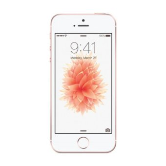 Apple iPhone SE - 64GB - Rosegold