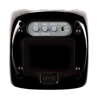 Voice Talking Alarm Clock (Intl)