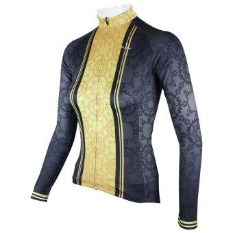 PALADIN 316 SPORT Cycling Women's Long Sleeve Jersey XL - Intl
