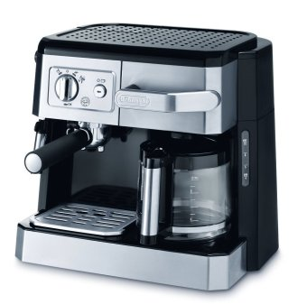 harga DeLonghi Combi Espresso-Filter Coffee BCO420 Lazada.co.id