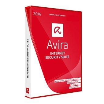 harga Avira Internet Security Suite 2016 Tiga PC Lazada.co.id
