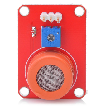 ZUNCLE Analog Alcohol Sensor Module for Arduino Works with Official Arduino Boards