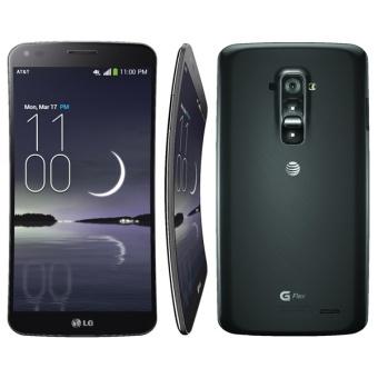 LG G Flex - 32GB - Titan Silver