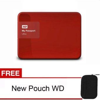 WD My Passport Ultra Harddisk External 2.5