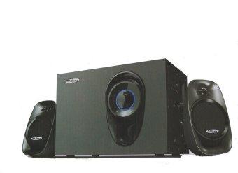 Mayaka SPK-350U-FB Multimedia Speaker Sistem 2.1 Channel Hitam