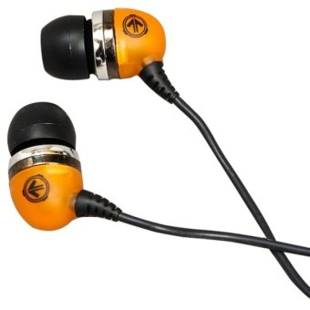 Aerial7 Sumo Fanta In Ear Headphone - Hitam/Cokelat