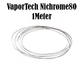 VaporTech Nichrome 80 NI80 (1 Meter) 24 Gauge