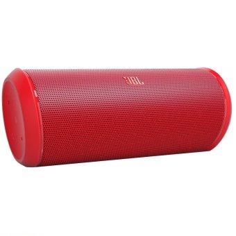 JBL Flip2 Speaker Speaker Portable Wireless Bluetooth With NFC Pairing - Merah