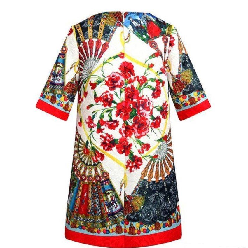 harga Monsoon Dress - Putih Lazada.co.id