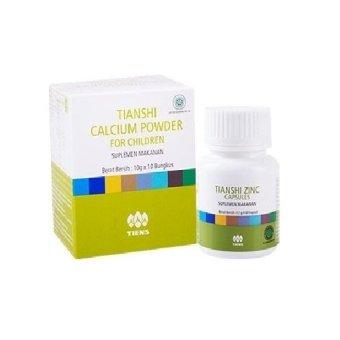 Tiens Herbal Peninggi Badan Anak - 1 Botol