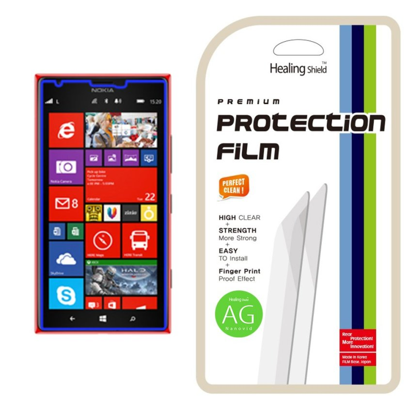 HealingShield Nokia Lumia 1520 Matte Screen Protector