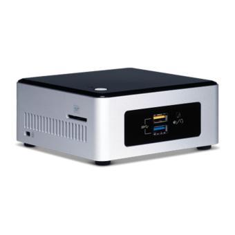 Jual Intel NUC Kit NUC5CPYH Mini PC - Intel Celeron N3050 - Hitam/Silver Harga Termurah Rp 2250000. Beli Sekarang dan Dapatkan Diskonnya.
