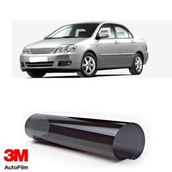 harga 3M Auto Kaca Film Medium Premium Mobil Toyota Corolla - Uang Muka Untuk Pemasangan - Khusus Daerah Jabodetabek Lazada.co.id