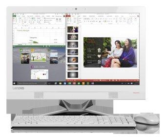 Lenovo AIO300-22ISU 6WID - i5-6200U - 4GB - 1TB - Nvidia GeForce 920A 2GB - 21.5'' - Windows 10 - RESMI