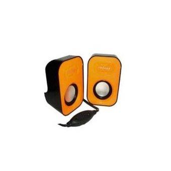 Advance Speaker Duo 026 Orange