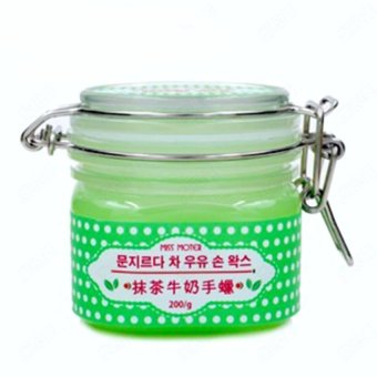 Miss Moter Hand Wax Film Matcha - 200 g