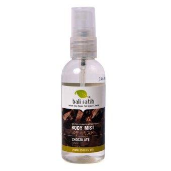 Bali Ratih Body Mist Chocolate - 60 ml