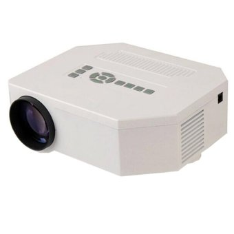 Flylinktech UC30 HDMI Mini LED Projector (White) (Intl)
