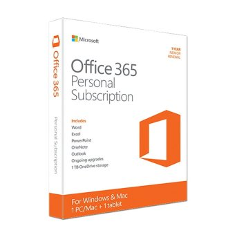 Microsot Office 365 Personal