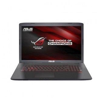Asus ROG GL752VW-T4211T - RAM 4GB - i7-6700HQ - Grey