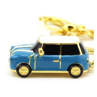 FbscTech 8GB Crystal Mini Car USB 2.0 Flash Drive U Disk (Blue car)- Intl