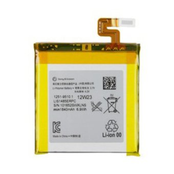 Sony - Battery Sony Ericsson Xperia Baterai Ion LT28 terpercaya