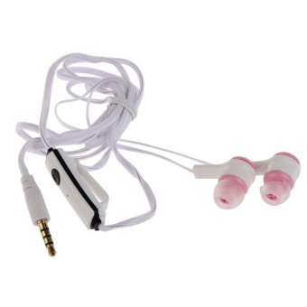 S & F Genipu GNP-96 3.5mm Stereo In-ear Earphone for iPhone Samsung iPad (White) (Intl)