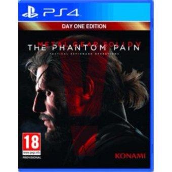 Sony PS4 Metal Gear Solid V The Phantom Pain