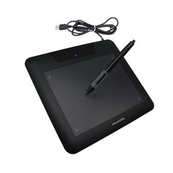 harga Huion 8 x 6 Inches Digital Graphic Drawing Tablet - 680s,Black Lazada.co.id