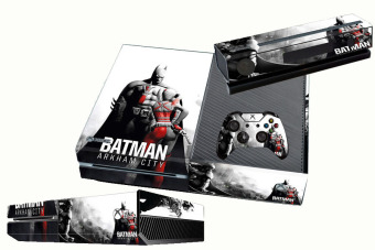 BAT Custom Sticker for Xbox One Console and Controller Skins (Intl)