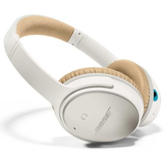 Bose Headphone QuietComfort QC25 - Putih Samsung/Android Devices