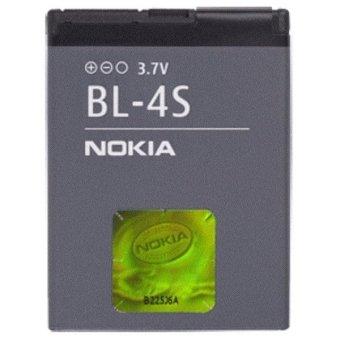 Nokia Baterei BL-4S - Hitam terpercaya