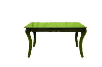 harga Vittorio - Meja Makan - Dining Table Athena - Hitam Lazada.co.id