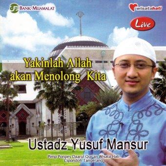 Virgo Multi Cipta Ustadz Yusuf Mansur - Yakinlah Allah Akan Menolong Kita