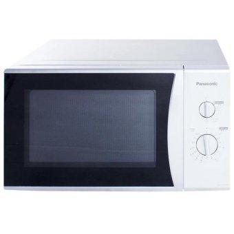 harga Panasonic NN-SM322MTTE - Microwave 25 Liter - 450 Watt- Abu-abu Lazada.co.id