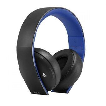 Sony Headset Gold Wireless - PS3/PS4 Sony Hitam