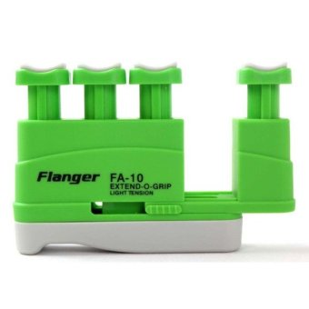 Flanger FA-10L Hand Exerciser Light Tension Grip Penguat - Hijau