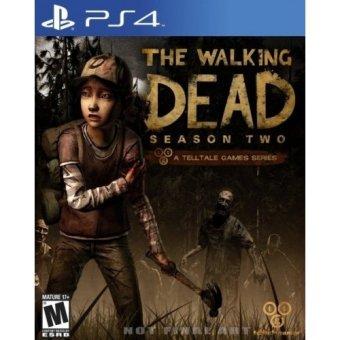 Sony PS4 The Walking Dead : Season Two Reg 1