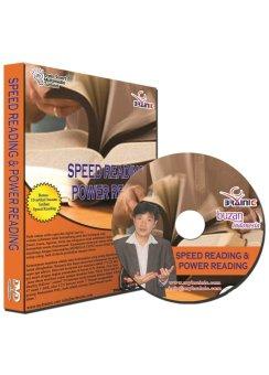 Brainic CD Video Tutorial Speed Reading & Power Reading isi 2 disc